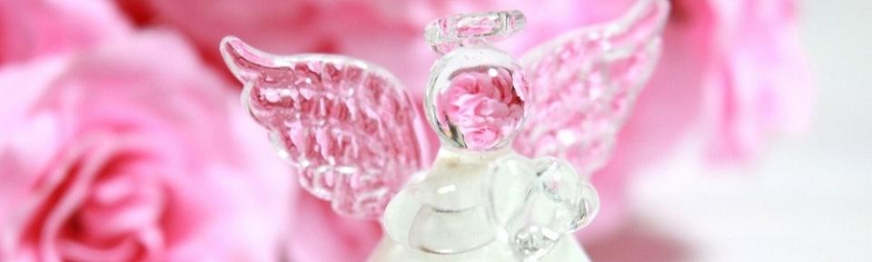 薔薇とガラス天使(jimdo)